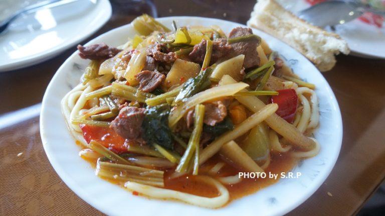 ウズベキスタン料理ラグモン