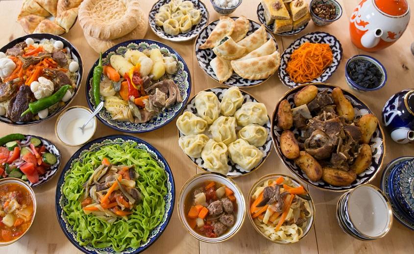ウズベキスタン料理教室