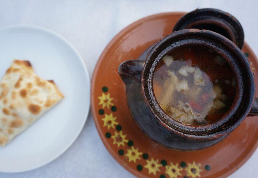 ウズベキスタンの郷土料理